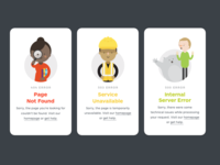 Strategyzer -  Error Pages