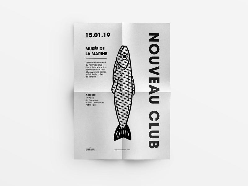Club illustrator design illustration minimalist graphicdesign