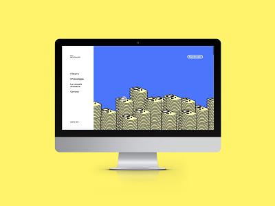 GBC website design webdesign illustrator graphic design illustration