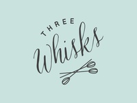 Three Whisks Branding