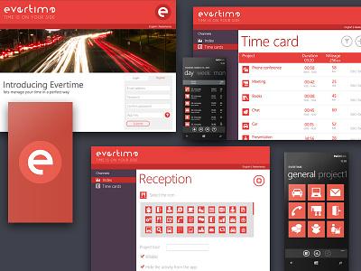 Evertime icon xaml inkscape lumia nokia website responsive phone windows