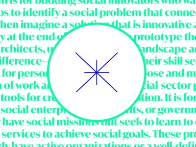 University of Pennsylvania XSD Program landing page website pins higher education blue viewbook innovation social typography type branding identity logo