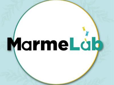 MarmeLab logo design