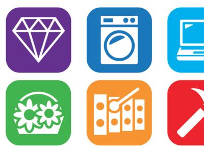 icônes ios illustrator vector icon