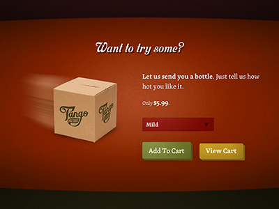 TangoChileSauce.com Launched! tango chile sauce brooklyn hot peppers vegetables herbs spices responsive web design