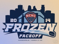 NCHC Frozen Faceoff (Secondary)