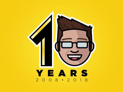 10 Years of Creative Showcasing