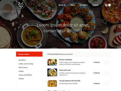 Food Order Menu food menu food restaurants online food order food order