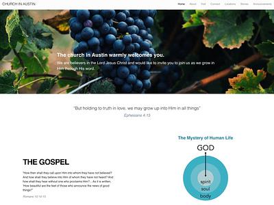Website redesign website strategy semplice figma
