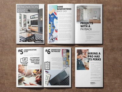 Kijenga's Renovation Guide