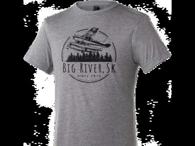 Big River Stamp t-shirt
