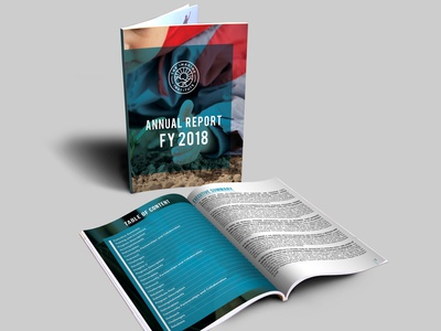 Annul Report  Design