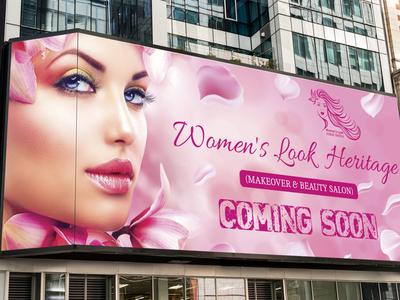 Company Advertising Billboard