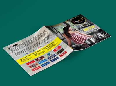Clean and Professional Catalog or Magazine Design