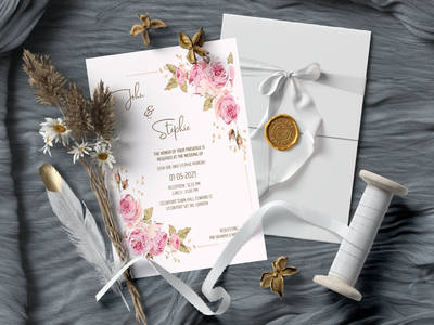 Wedding invitation card wedding invitation wedding card design branding