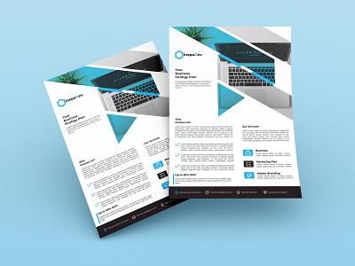 Corporate Flyer Design photoshop illustrator flyer design corporate graphics design flyer