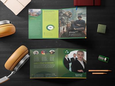 Bi-fold Brochure bifold brochure