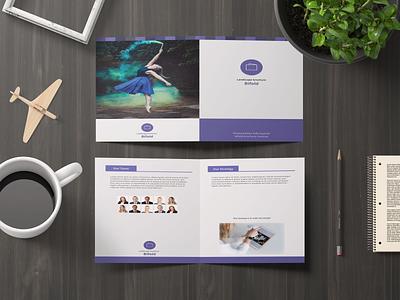 Bi-Fold Brochure bifold brochure bifold