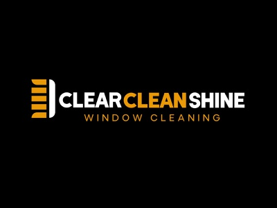 CLEAR CLEAN SHINE branding and identity brand identity branding property marketing property logo real estate logo property management property developer real estate branding brand