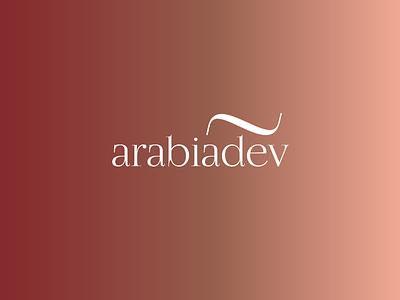 ARABIADEV brand identity branding and identity property marketing real estate logo property management property logo property developer real estate branding brand design brand