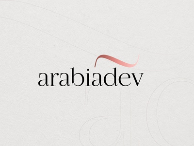 ARABIADEV branding and identity branding property marketing real estate logo property management property logo property developer real estate branding brand design brand