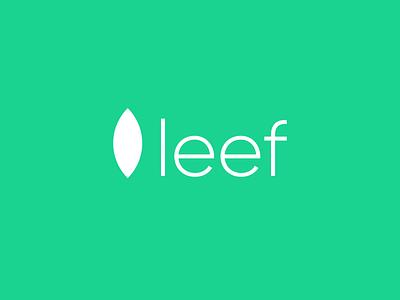 LEEF HOMES property investor branding agency branding brand identity real estate branding real estate logo property management property logo property developer brand design