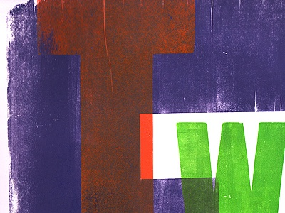 Hamilton Type — FTW hamilton ftw letterpress