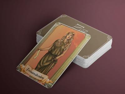 Tarot Cards - Plameni Inkvizitori