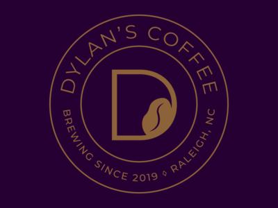 Dylan's Coffee Shop Logo
