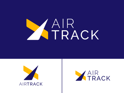 AirTrack Airline Logo