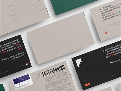 Portfolio 2020 – website parallax scroll onepage pink orange white grey green black video portfolio folio javascript html5 animation scss vue.js nuxt.js uxui website