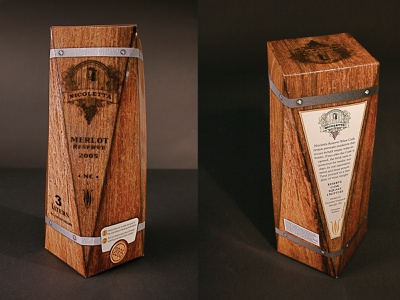 """Nicoletta"" - boxed wine carton design boxofwine wine beverage packaging logo print design illustration graphic design brand engagement consumer goods package design branding"