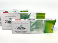 Conexus Cannabis branding and packaging design