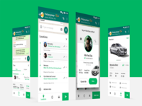 — Car riding app (Case study)