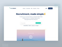 Homepage — Hello Talent