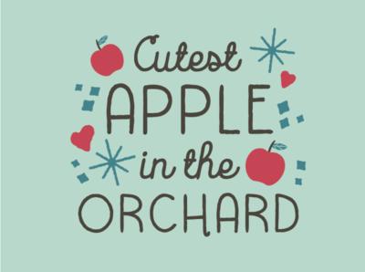 Kids Orchard Shirt tshirtdesign client children kids kids shirt shirt tshirt orchard apple