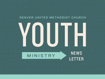 DUMC Youth Newsletter Banner