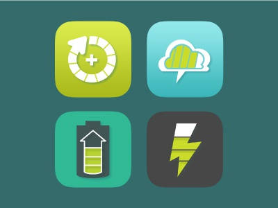 Battery App Icon