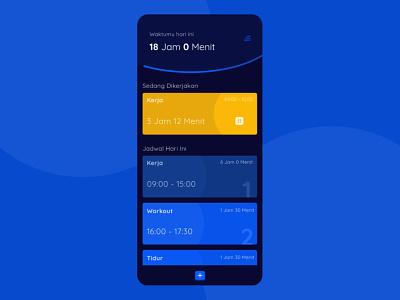 Reminder Concept App website app design ux ui mobile