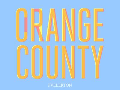 Change County orange county orange county