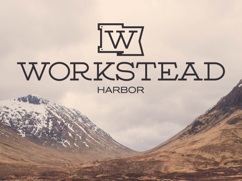 Workstead dribbble v1