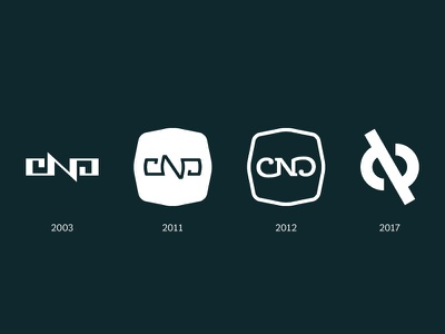 CND Mark Evolution personal mark logo