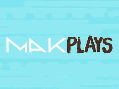 Mak branding mark logo