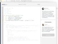 Code Annotator UI