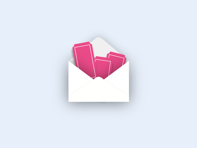 3 Invites Available - CLOSED pink ui drafting invite dribbble