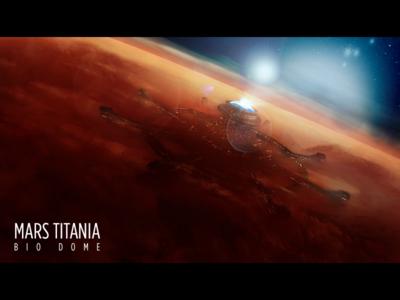 Mars Titania