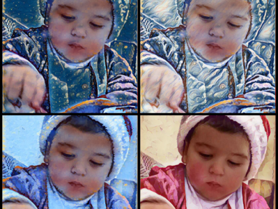 santa collage 1