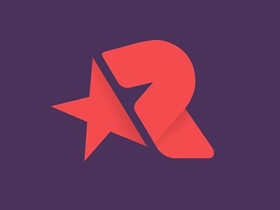 Reputationaire Logo star reputation app logo r
