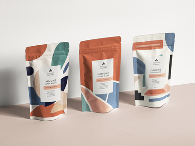 Packaging Concept for Peruvian Flavors branding design brand identify illustration pattern packaging
