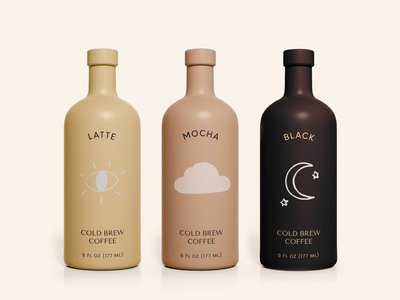 Coffee Packaging Design brand identity icons visual identity packaging graphic design
